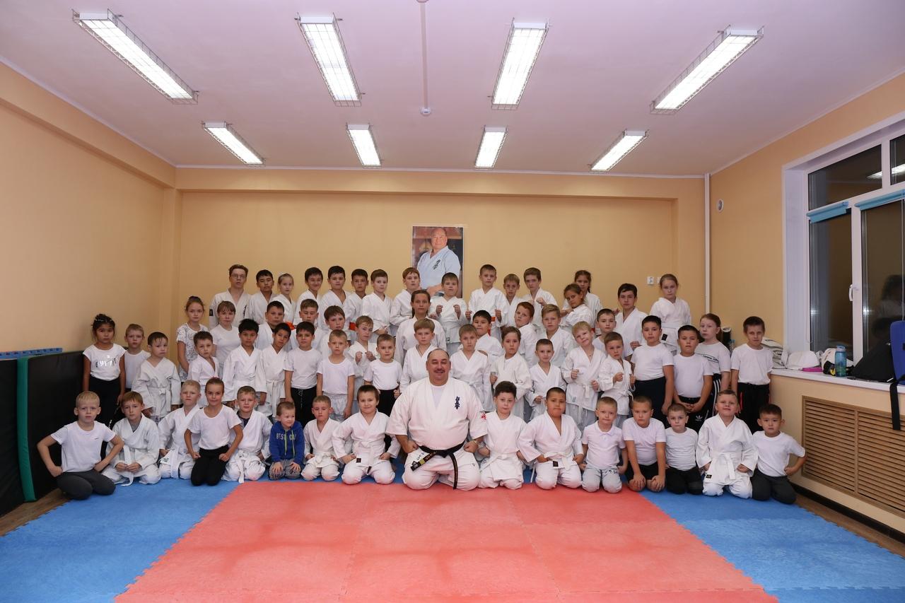 Валеев Додзё, школа каратэ